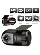 Mini 1080P Car DVR Video Recorder Car Black Box with G-sensor 16G TF Card Sudden Event Triggered Recording Function