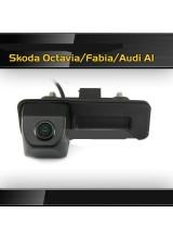 HD Car Rear View CCD Night Vision Car Reverse Camera for Audi A1/ Skoda Octavia Fabia