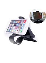 Adjustable Car Dashboard Holder Stand Clamp Clip HUD Design for Smart Phone