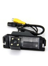 CCD night vision Car Rear View camera Backup Camera for HYUNDAI I30 hyundai solaris (Verna) hatchback GENESIS COUPE KIA SOUL