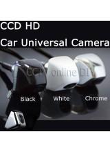 CCD universal Car rear view camera Car parking backup camera HD color night vision such solaris corolla k2 car reversing camera