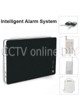 Intelligent Home Security Wireless GSM 900/1800Mhz PIR Sensor Alarm System Auto Dialer Talk