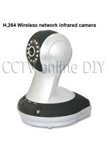 Security CCTV P2P not need mapping H.264 P/T HD Wifi POE IR IP 3.6mm Lens Camera Mobile View
