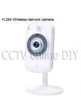 Security CCTV P2P not mapping H.264 HD Wifi Cloud IP PIR white light 3.6mm Lens Camera Mobile View