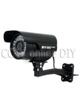 Security 600TVL 1/3 Inch CMOS CCTV 8mm Lens 36PCS IR LED Outdoor Night Vision Camera