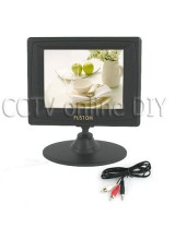 Mini 3 inch TFT LCD Color Car Monitor with Speaker