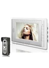 7inch Color Video Door Phone Doorbell System 800*480 Resolution Monitor 700TVL CMOS HD Infrared Night Vision Camera