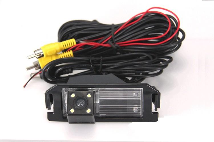 Ccd Night Vision Car Rear View Camera Backup Camera For